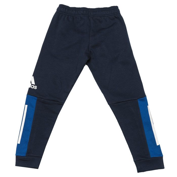 Boys' adidas Junior ID Jog Pant in Navy