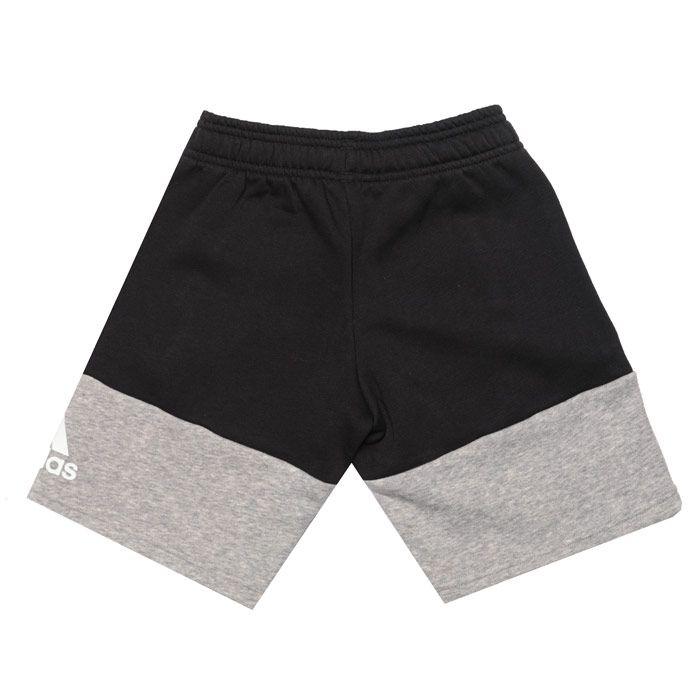 Boys' adidas Infant Sport ID Shorts in Black