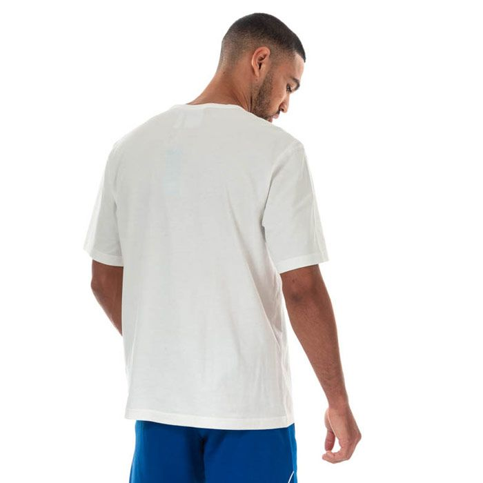 Men's adidas Originals R.Y.V. T-Shirt in White