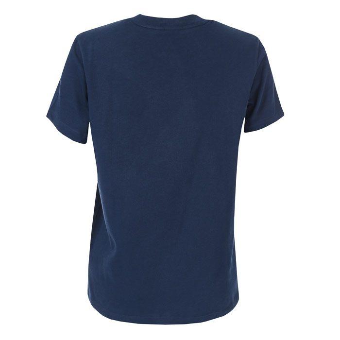 Women's adidas Originals Boyfriend T-Shirt in Navy