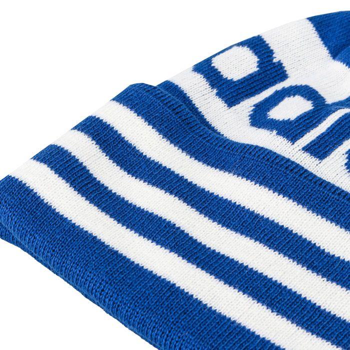 Accessories adidas Originals Adicolor Pompom Beanie in Royal Blue