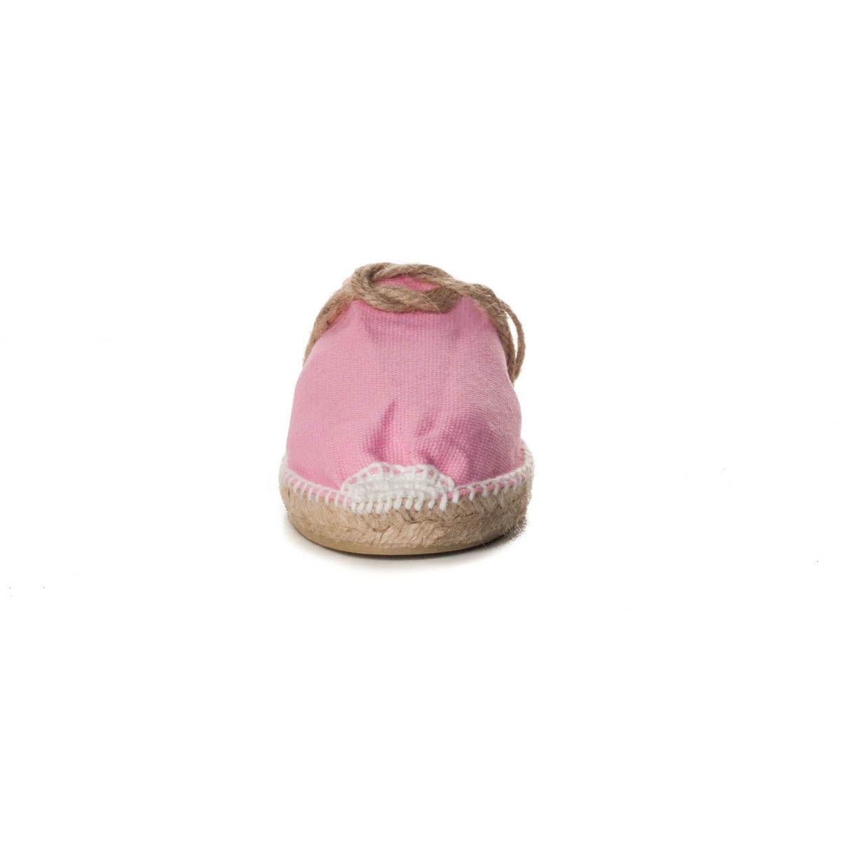 Maria Graor Artisanal Espadrille in Pink