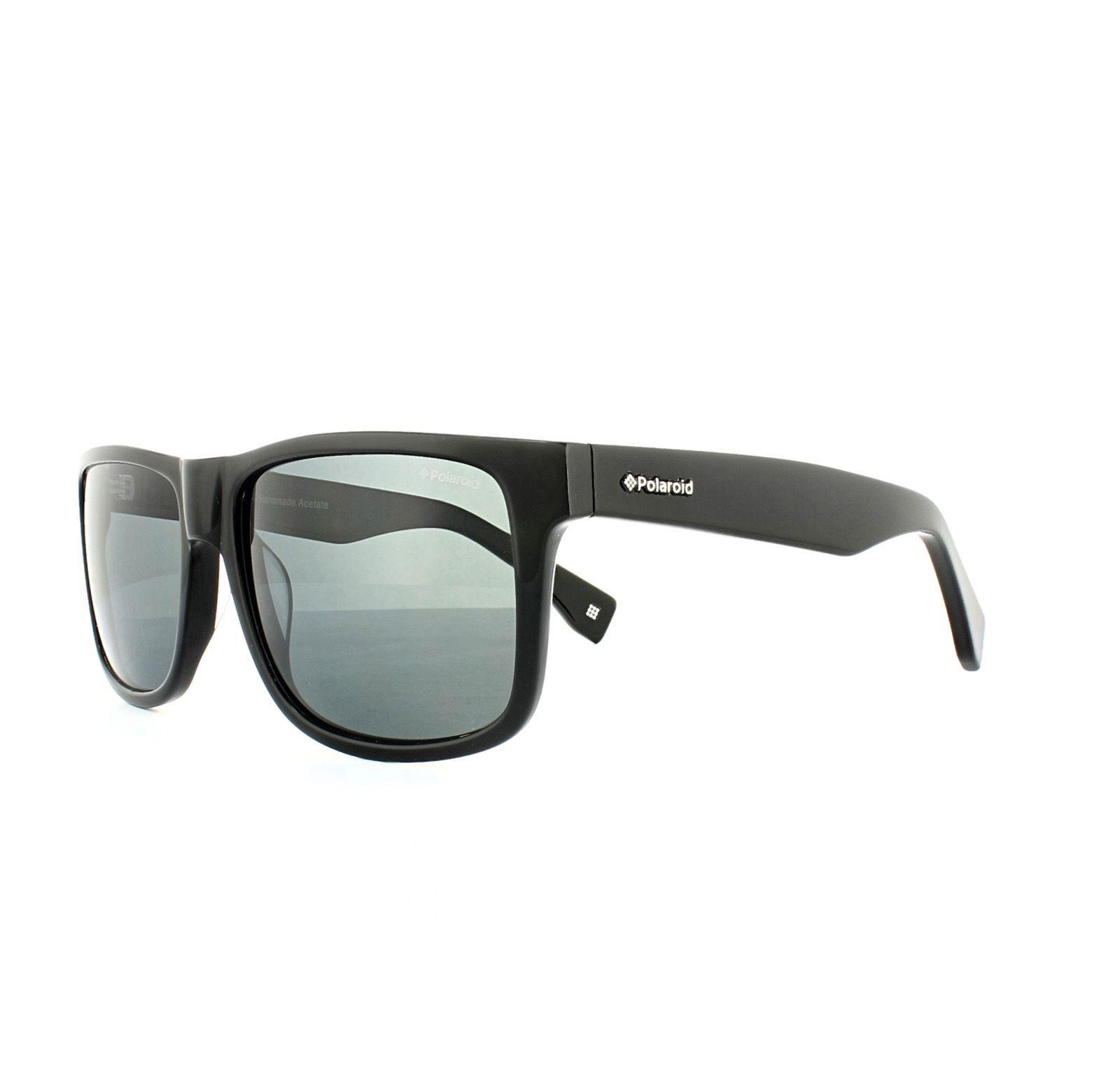 Polaroid Premium Sunglasses PLD 1001-S 807 Y2 Black Grey Polarized
