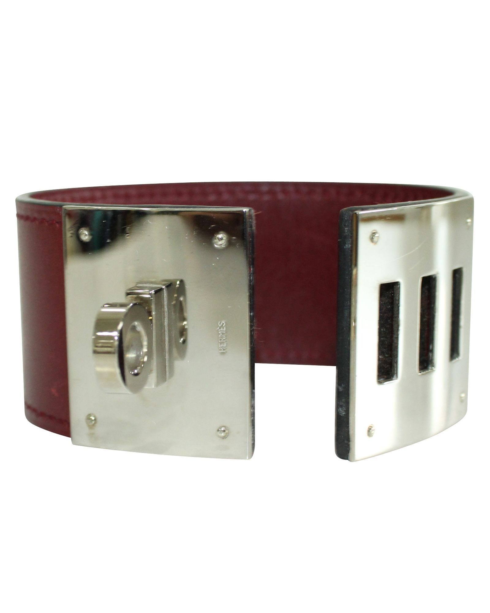 Hermès Kelly Dog Bracelet -Pre Owned Condition Good