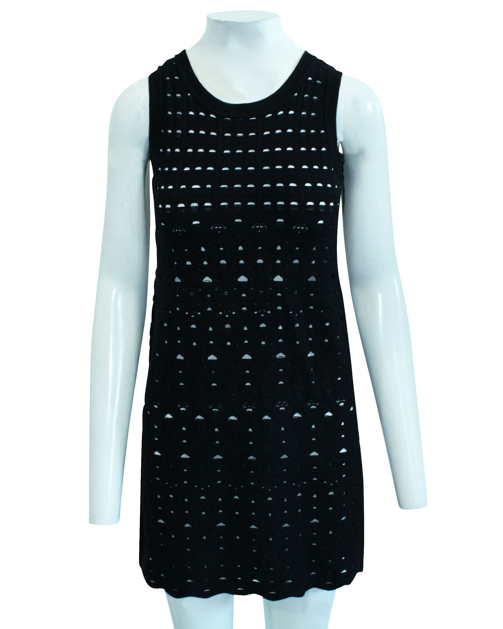 Chanel Knitted Dress -Pre Owned Condition Very Good