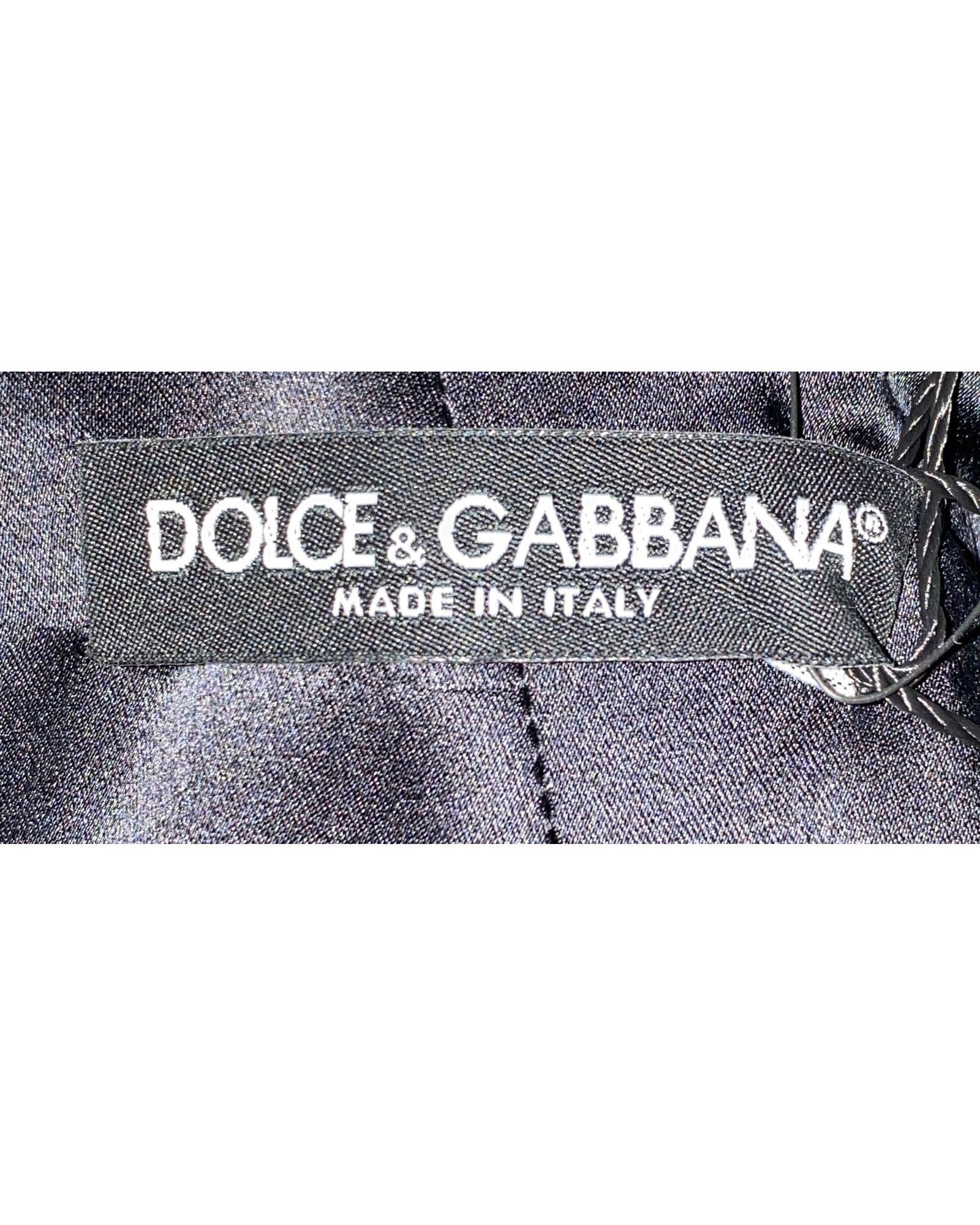 Dolce & Gabbana Check Tweed Dress