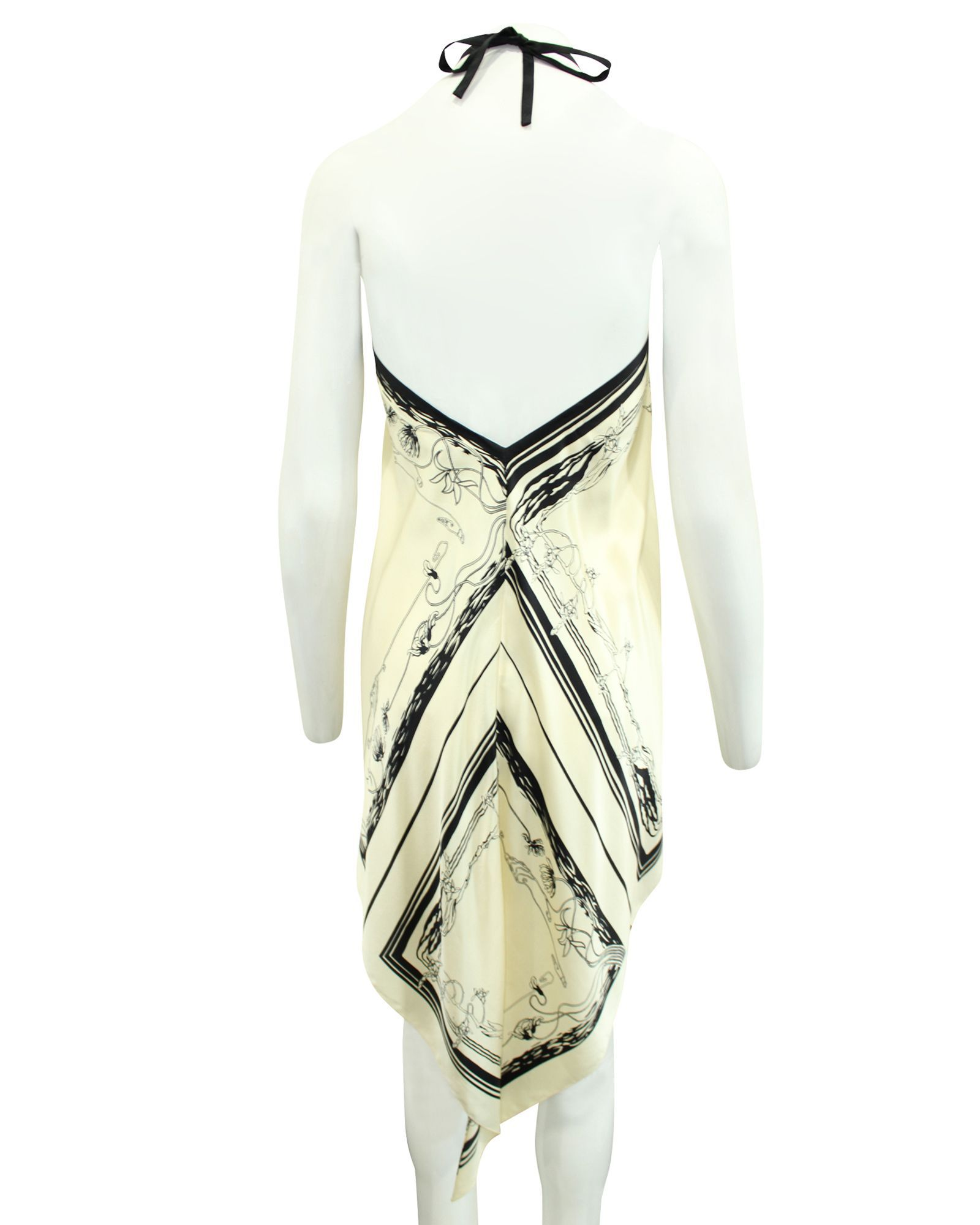 Hermès Silk Top -Pre Owned Condition Excellent