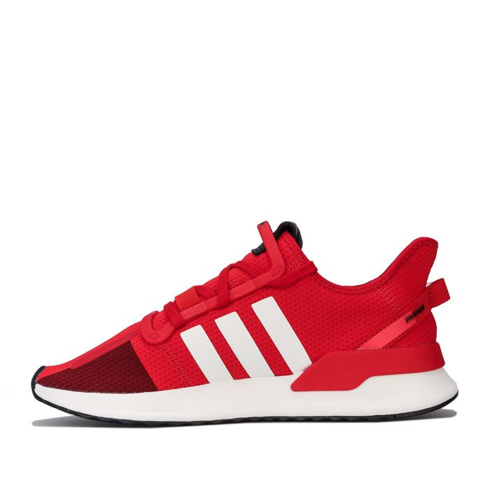 Men's adidas Originals U_Path Run Trainers in Red