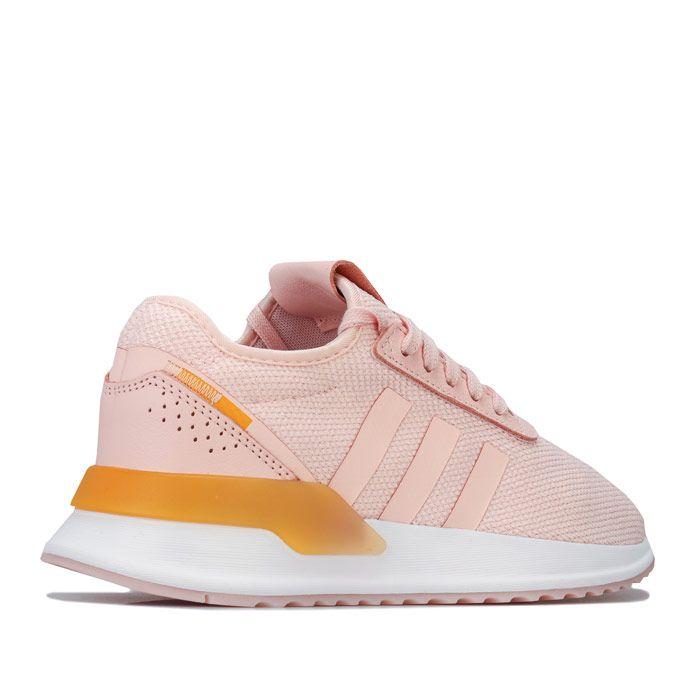Women's adidas Originals U Path X Trainers in Pink