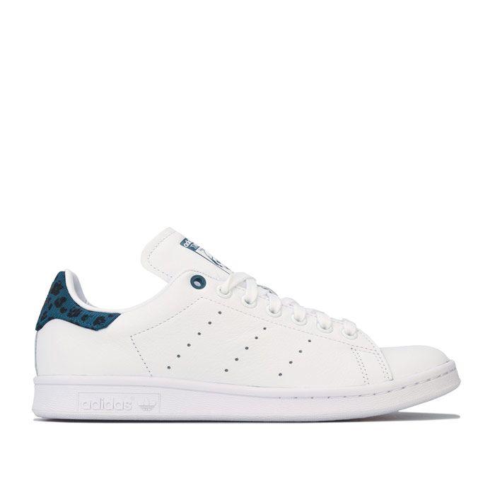 Women's adidas Originals Stan Smith Trainers in White