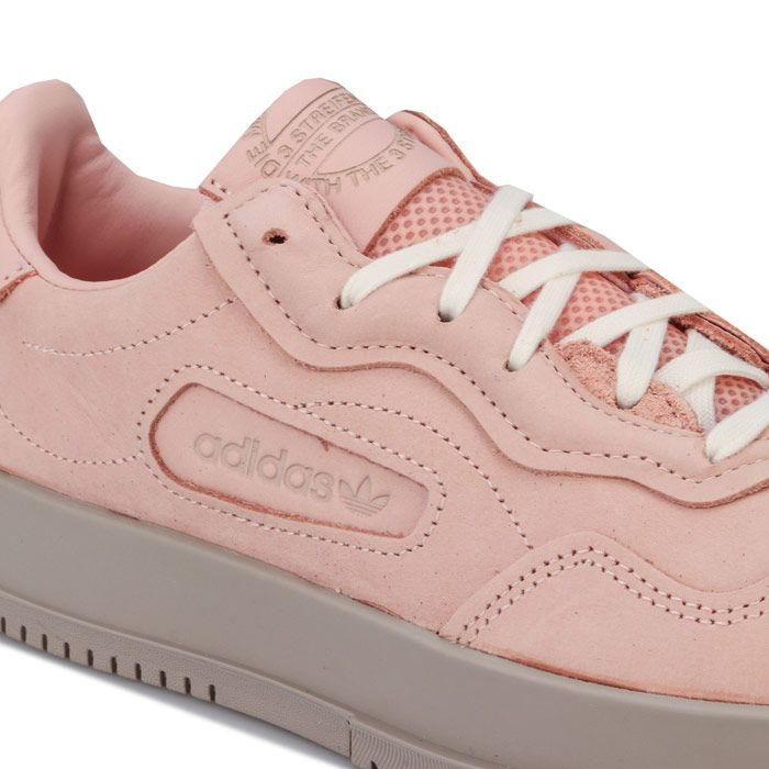 Women's adidas Originals SC Premiere Trainers in Pink