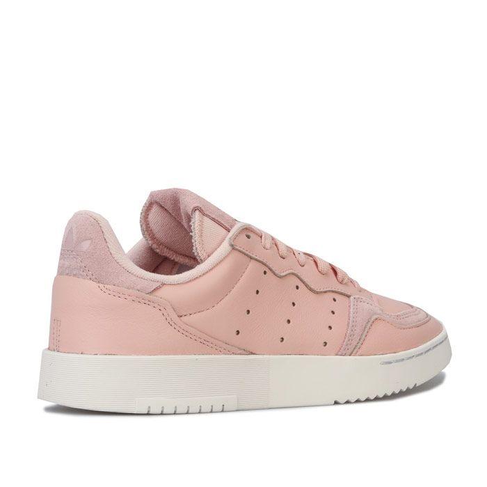 Women's adidas Originals Supercourt Trainers in Pink