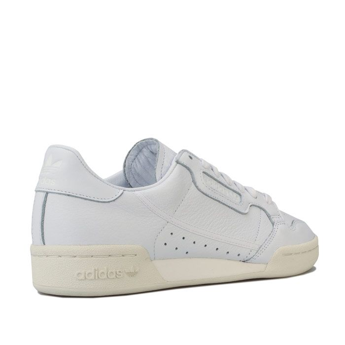 Men's adidas Originals Continental 80 Trainers in White