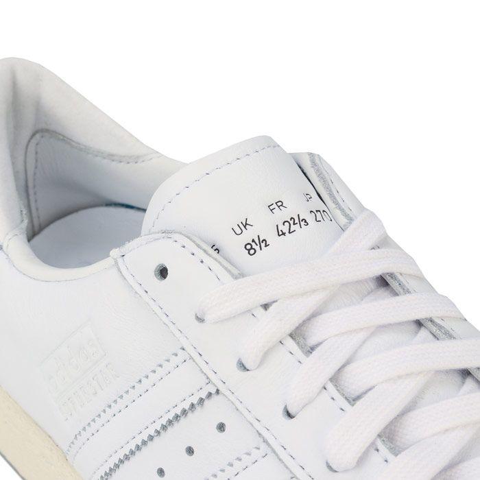 adidas Originals Superstar 80S Recon Trainers in White