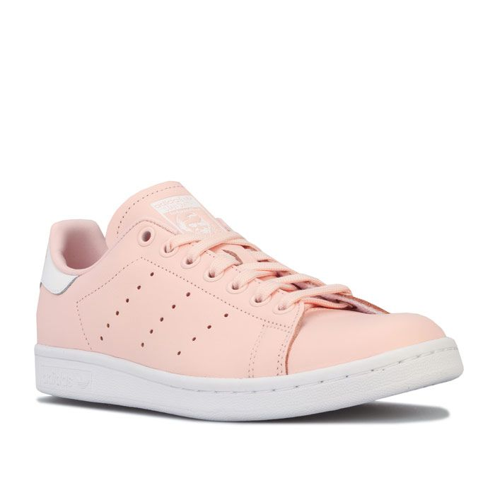 Women's adidas Originals Stan Smith Trainers in Pink white