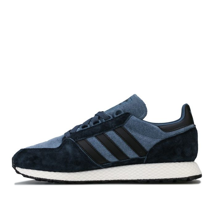 Men's adidas Originals Forest Grove Trainers in Blue