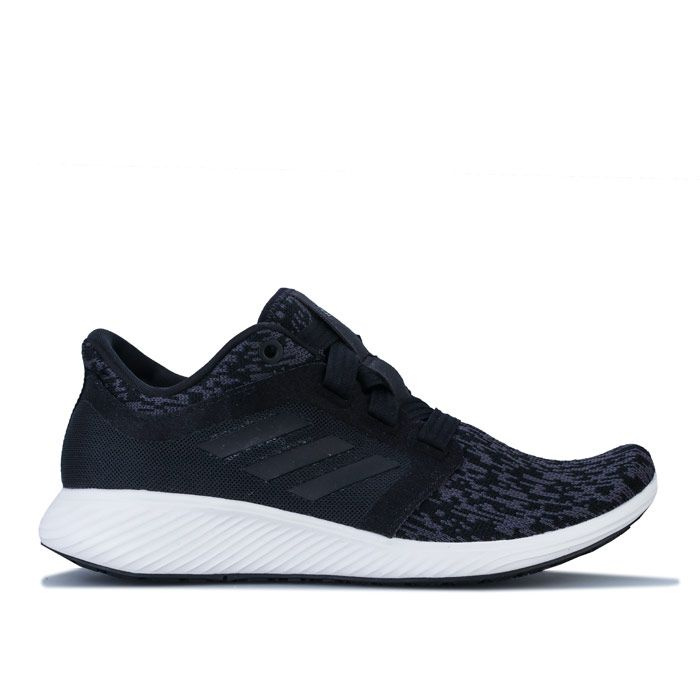 Women's adidas Edge Lux 3 Running Shoes in Black