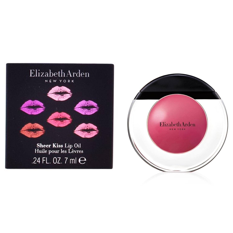 Elizabeth Arden Sheer Kiss Lip Oil Heavenly Rose