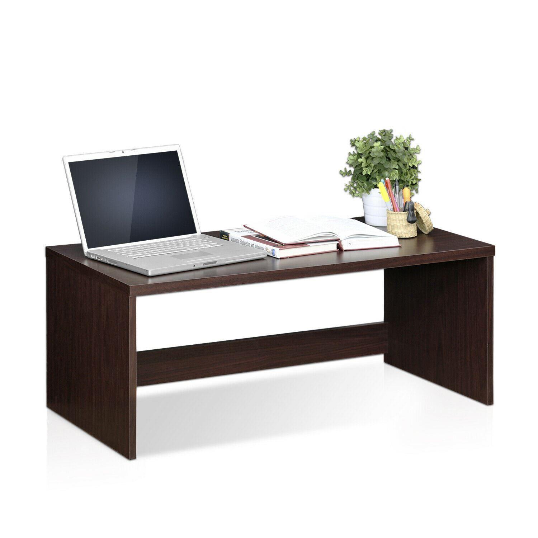 Furinno Indo Low Rise Tatami Writing Desk - Espresso