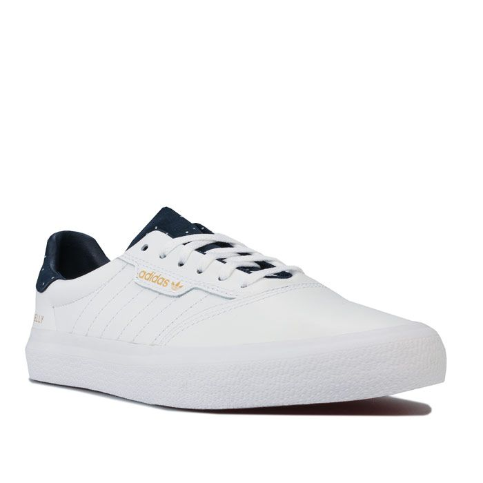 Men's adidas 3MC Trainers in White
