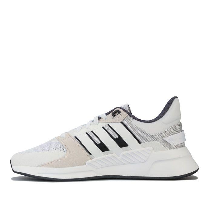 Men's adidas Originals Run 90s Trainers in White