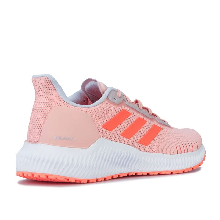 Women's adidas Solar Ride Running Shoes in Pink