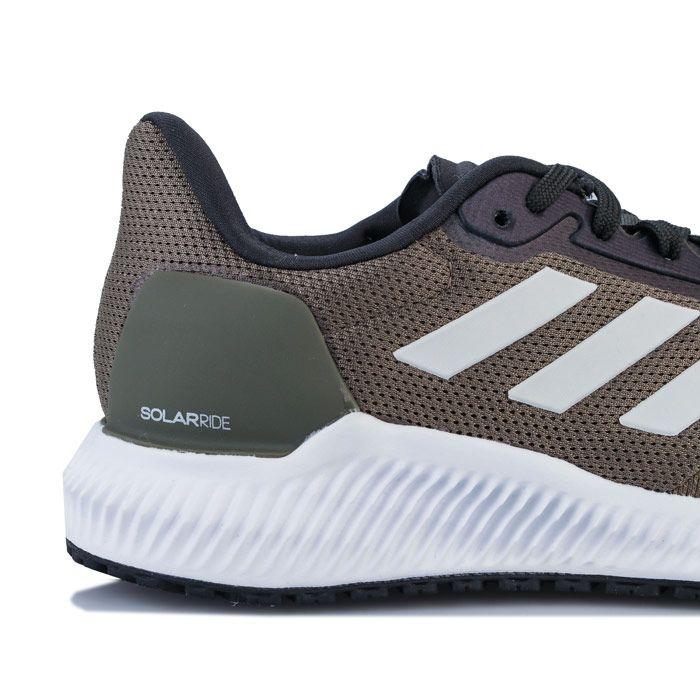 Women's adidas Solar Ride Running Shoes in Khaki