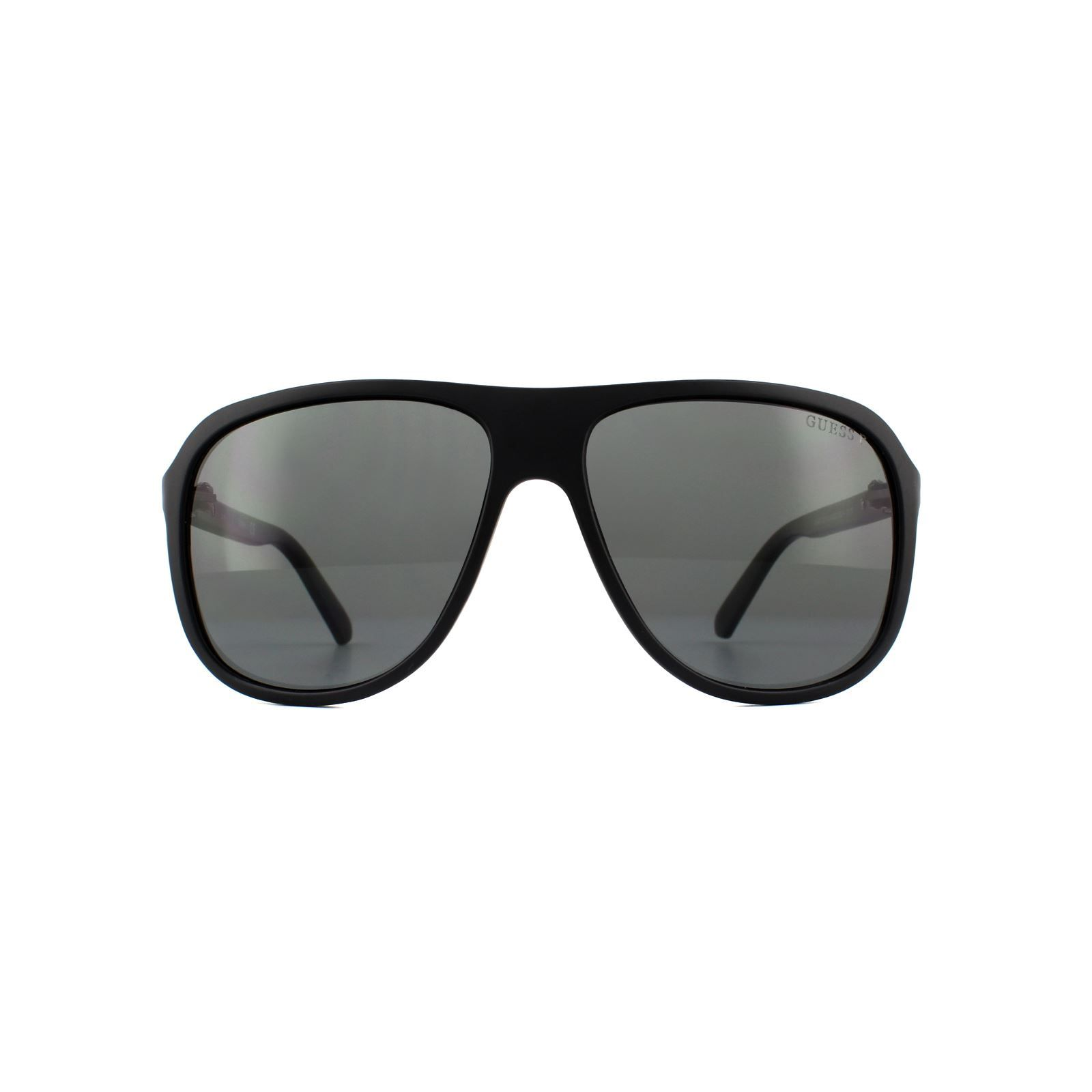 Guess Sunglasses GU6876 02D Black Grey