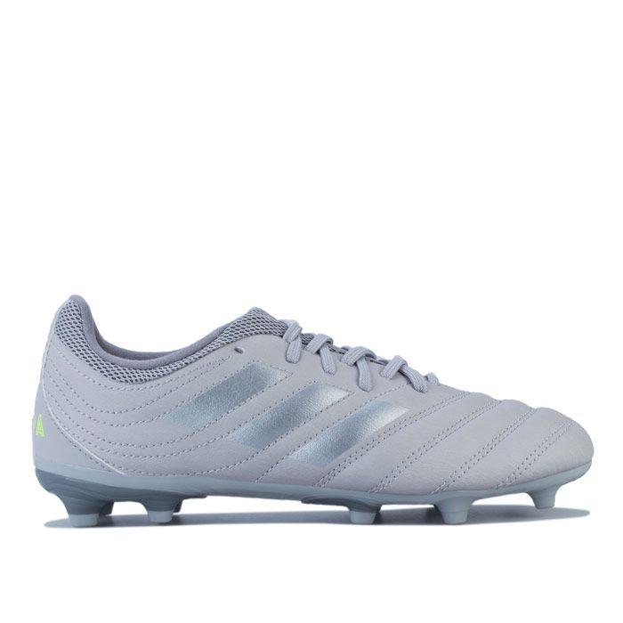Boy's adidas Children Copa 20.3 Football Boots in Grey