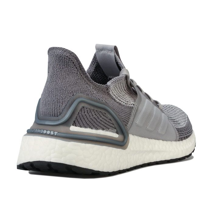 Women's adidas Ultraboost 19 Running Shoes in Grey