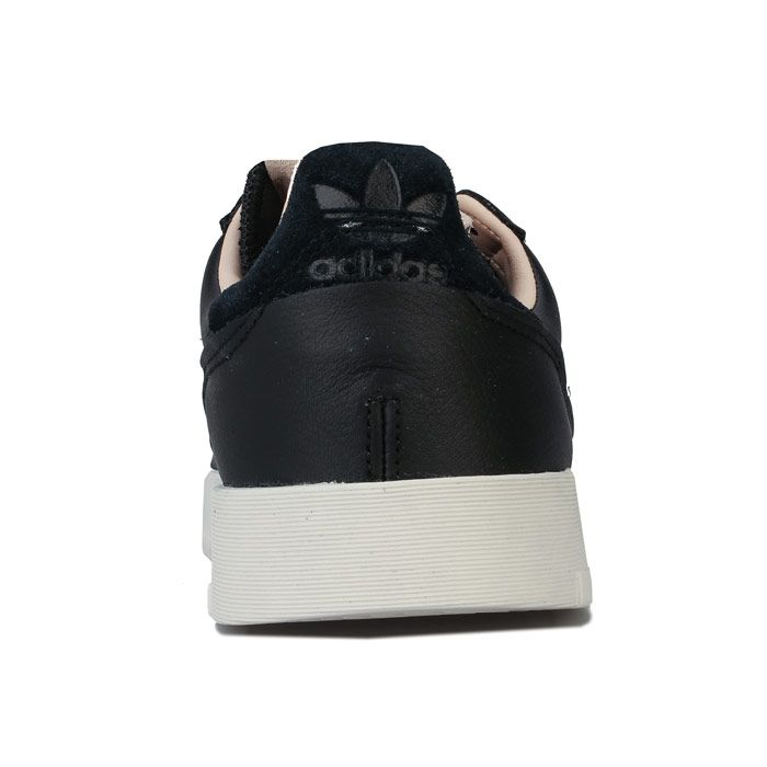 Men's adidas Originals Supercourt Trainers in Black