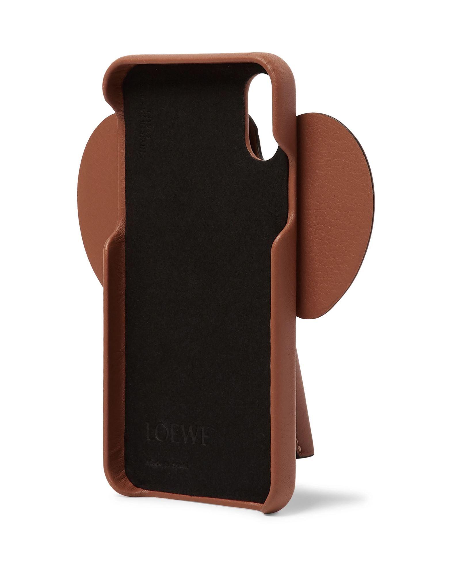 Loewe Leather Elephant Phone Case - iPhone X/XS