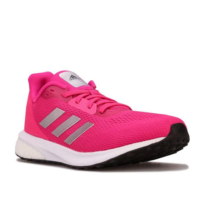 Women's adidas Astrarun Running Shoes in Cerise