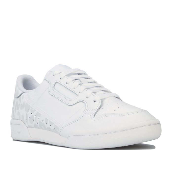 Women's adidas Originals Continental 80 Trainers in White