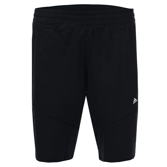 Men's adidas 4KRFT Parley Shorts in Black