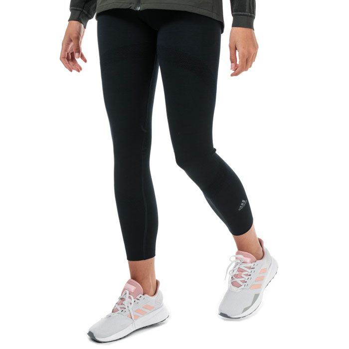 Women's adidas How We Do Primeknit HD Tights in Navy