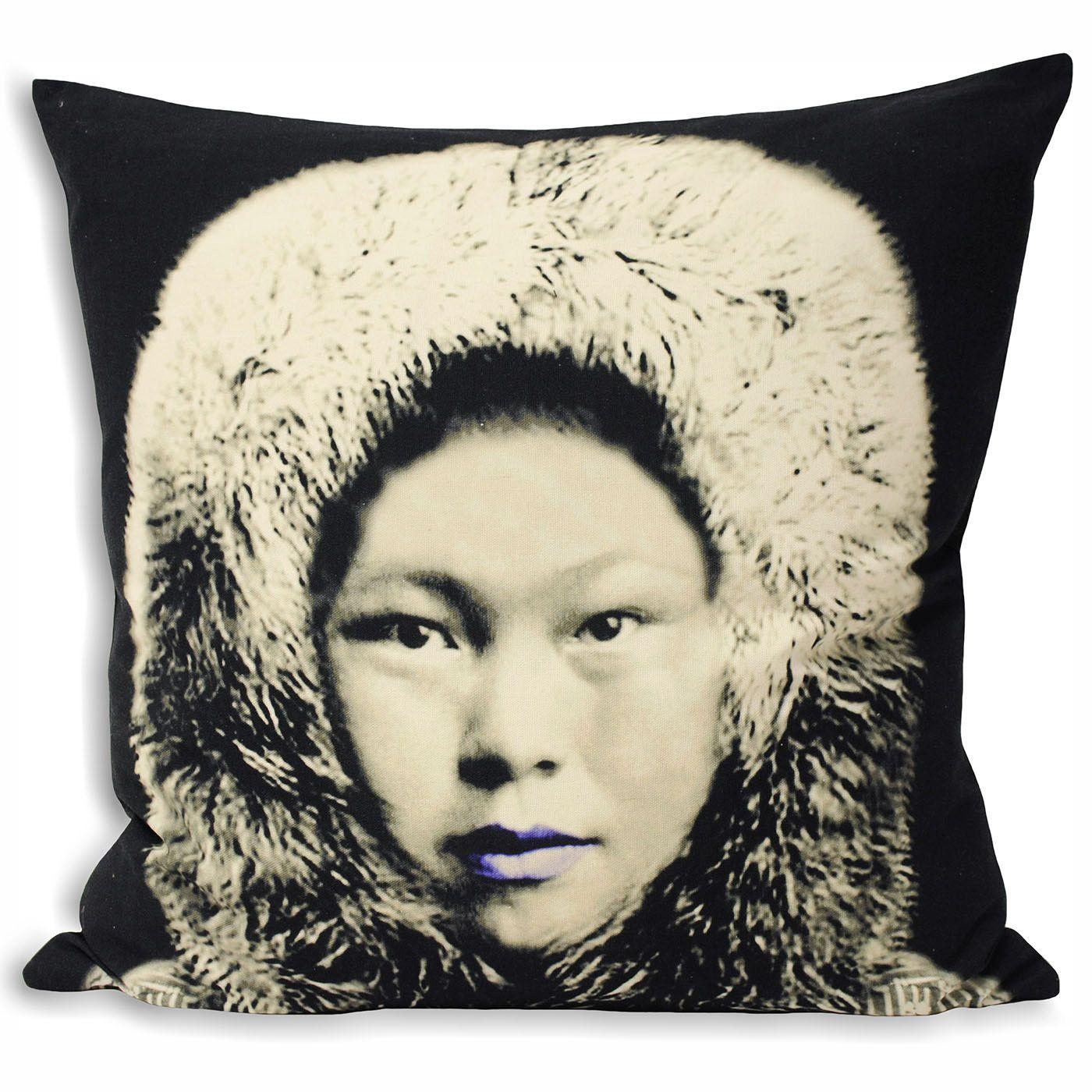 Eskimo Polyester Filled Cushion