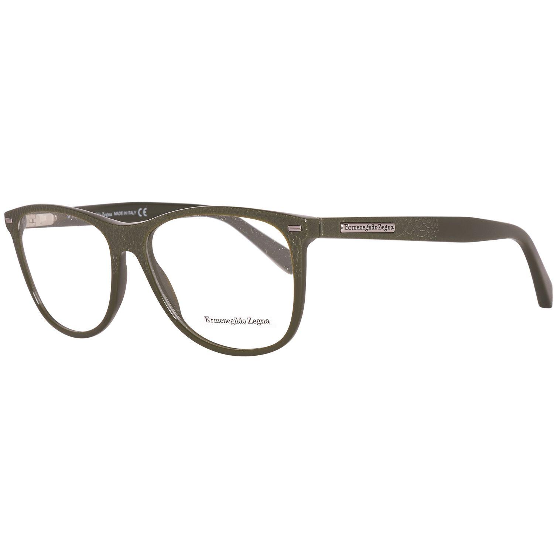 Ermenegildo Zegna Olive Männer Optische Fassungen