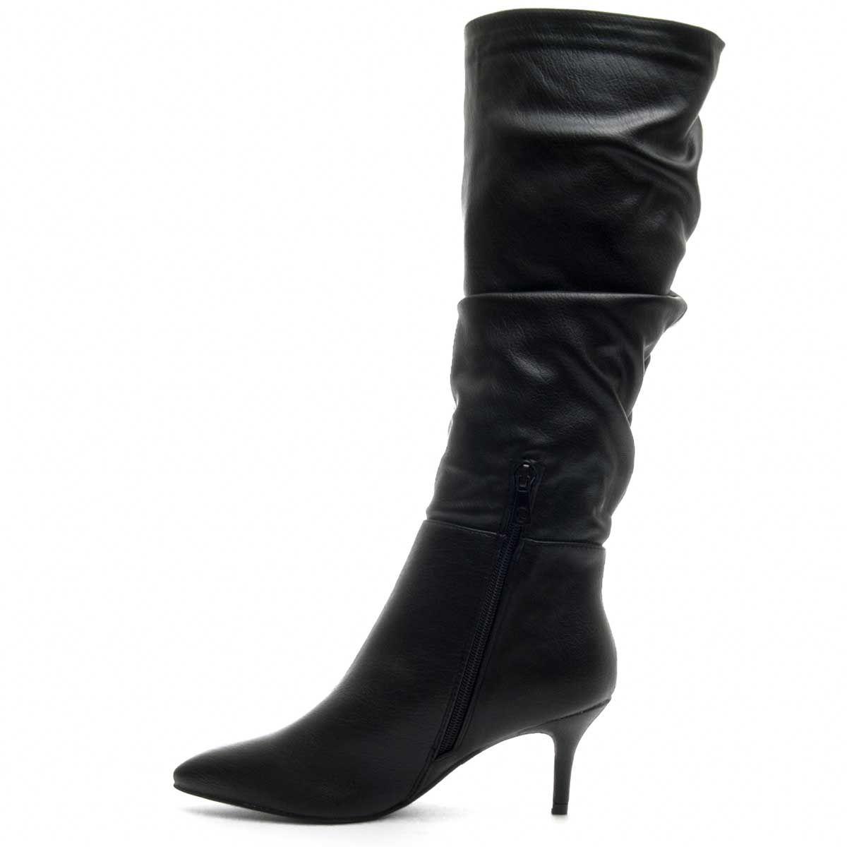 Montevita Quality Boot in Black
