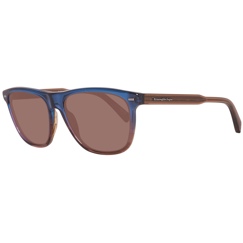 Ermenegildo Zegna Multicolor Men Sunglasses