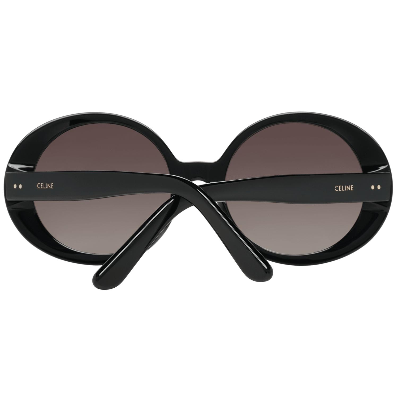 Celine Sunglasses CL40065I 01F 57 Women Black