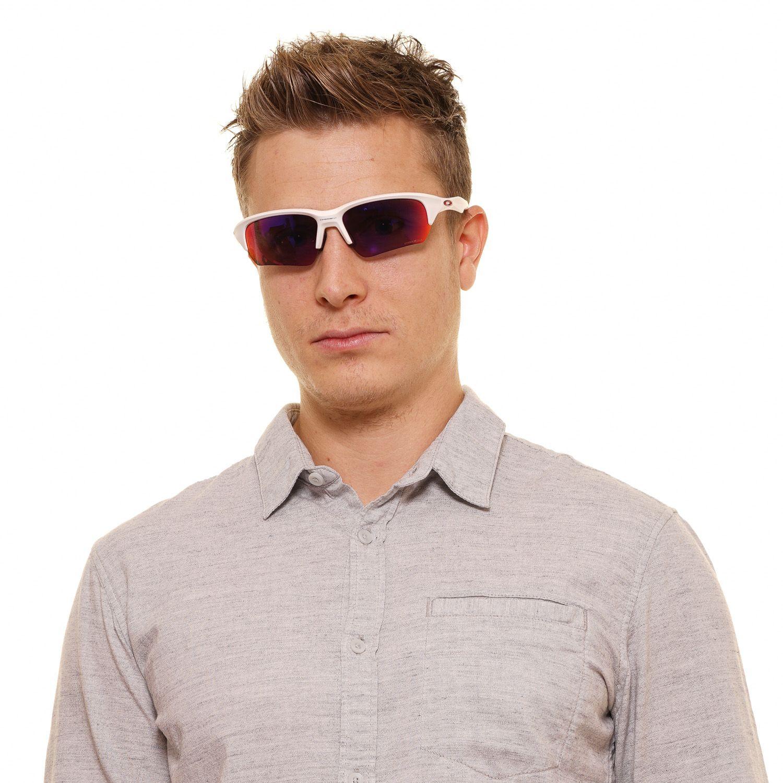 Oakley Sunglasses OO9372 937206 65 Unisex White