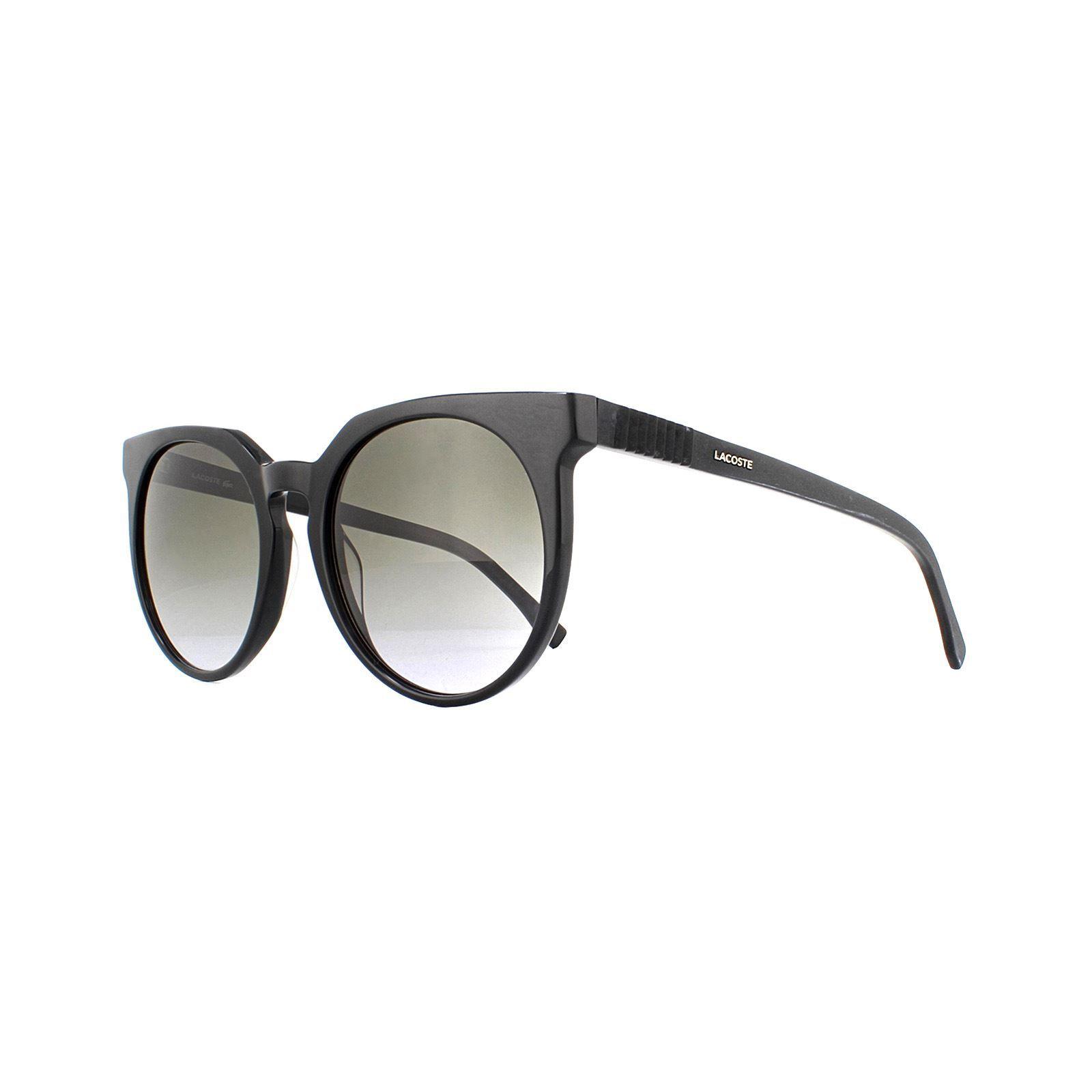 Lacoste Sunglasses L889S 001 Black Grey Gradient