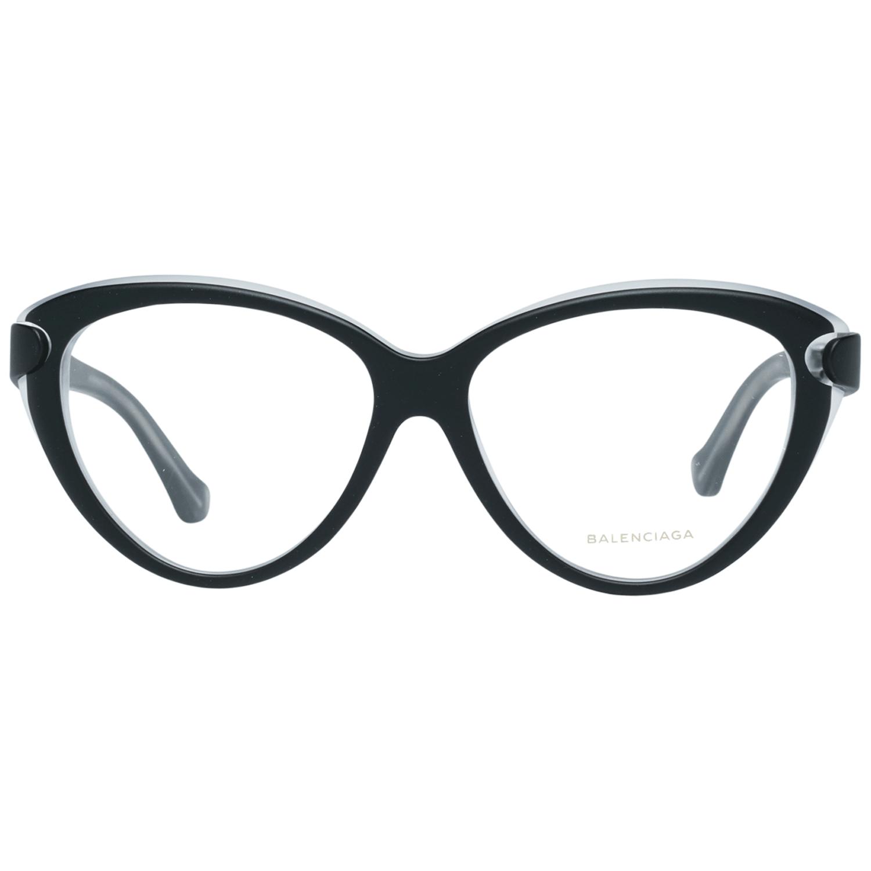 Balenciaga Schwarze Frauen Optische Fassungen