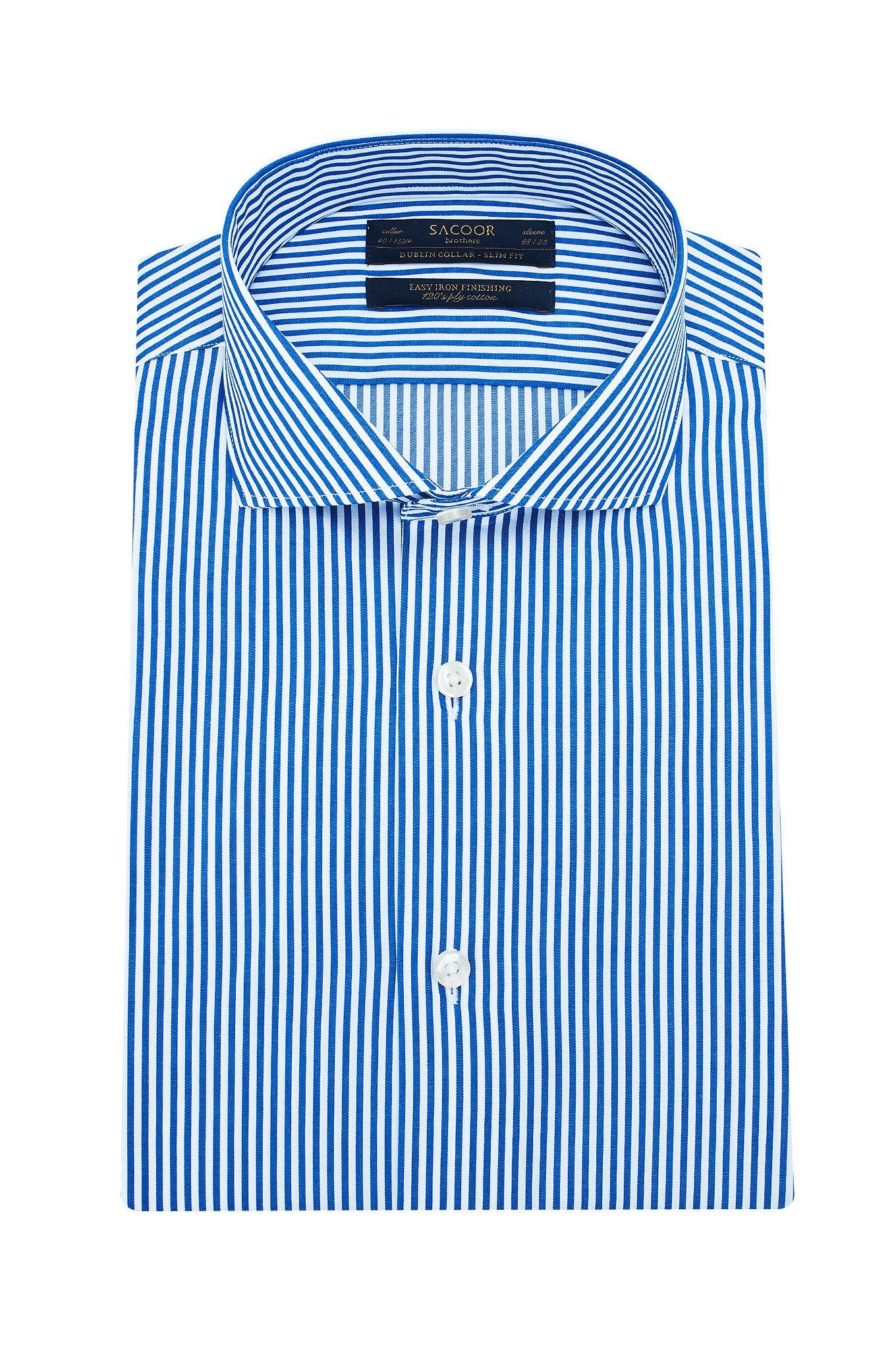 Men's Classic Slim Fit Shirt