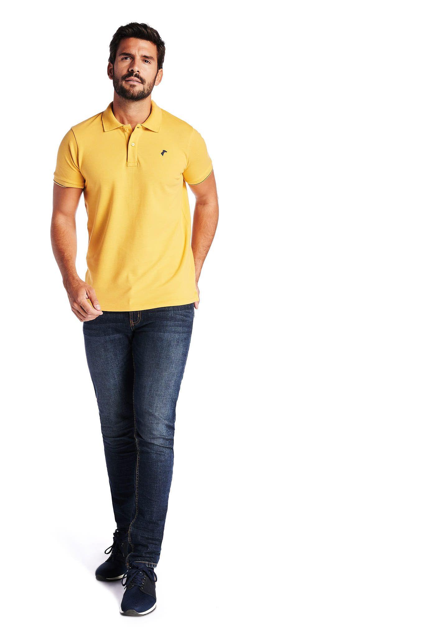 Men's Casual Slim Fit Jeans