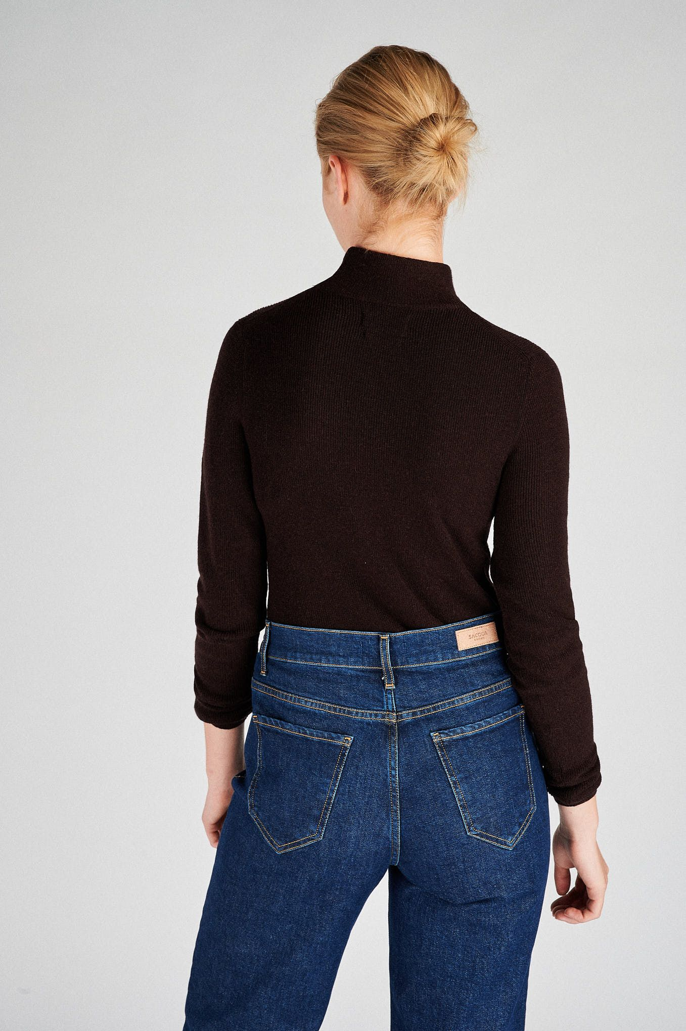 Women s  Regular Fit Casual Knitted Sweater