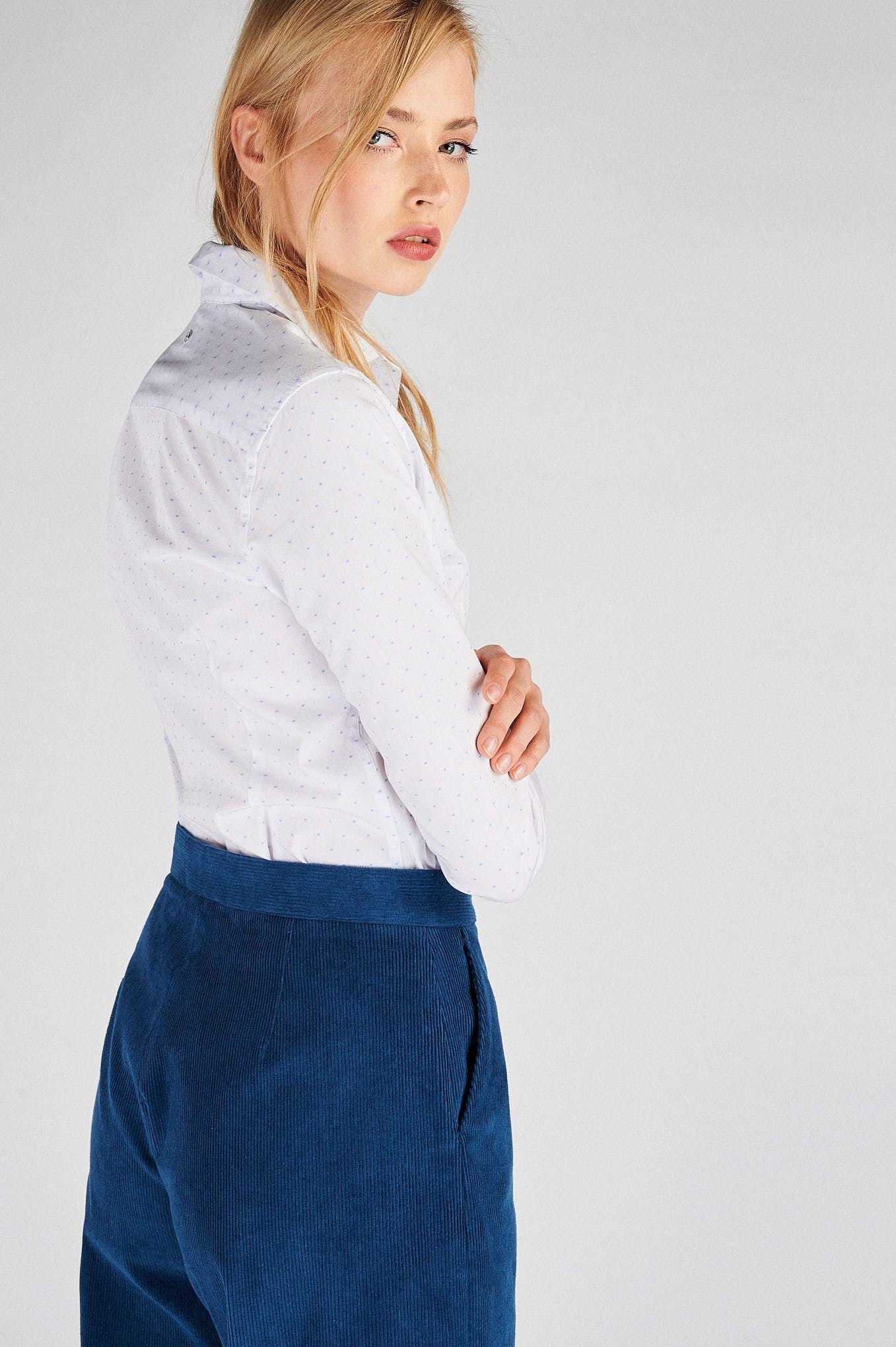 Women s  Classic Slim Fit Shirt