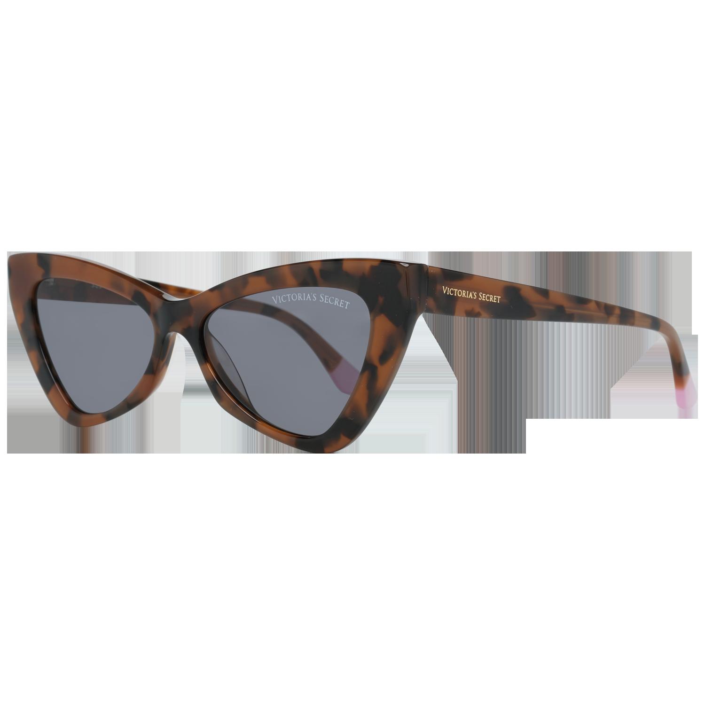 Victoria's Secret Sunglasses VS0022 53A 55 Women Brown