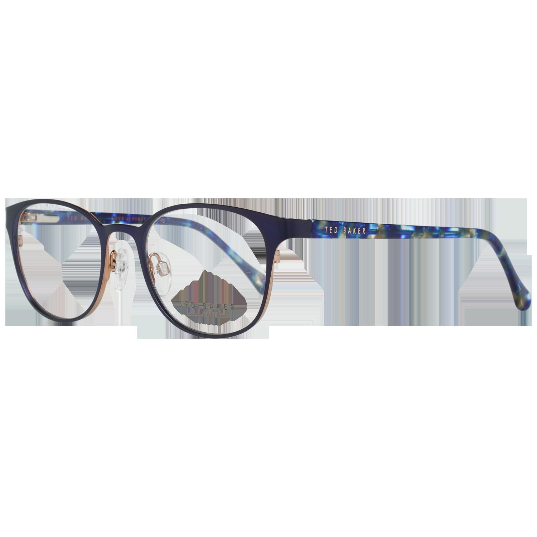 Ted Baker Optical Frame TB2232 665 49 Beck Women Purple
